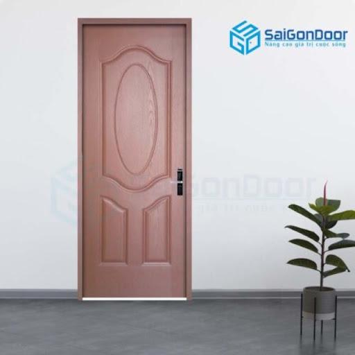 Cửa gỗ 1 cánh có giá khác với cửa gỗ 2 cánh